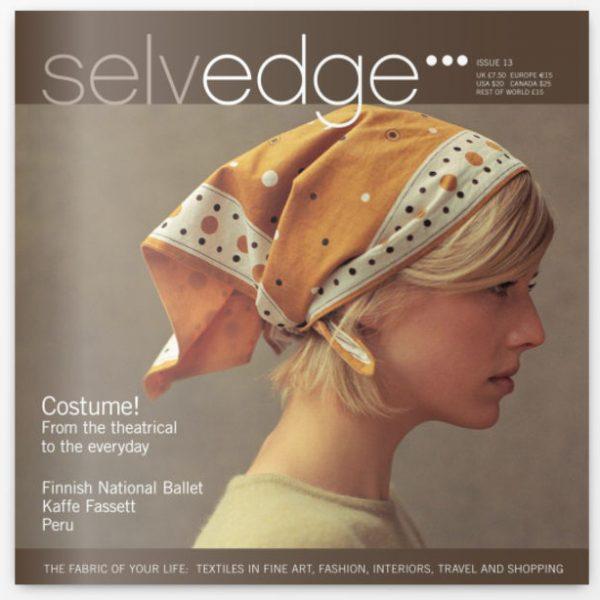 Costume – by Selvedge Magazine